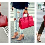 10 Must-have Red Handbags That Will Turn Your Girlfriends Green With Envy