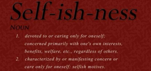 selfishness_New_Love_Times