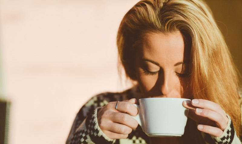 woman drinking coffee_New_Love_Times