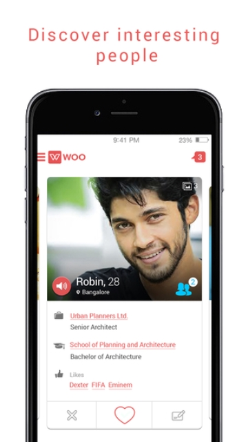 casual dating apps in india The biggest benefit of online dating, finkel told business insider,  of several dating sites and apps,  an either/or approach to dating — either casual sex or.