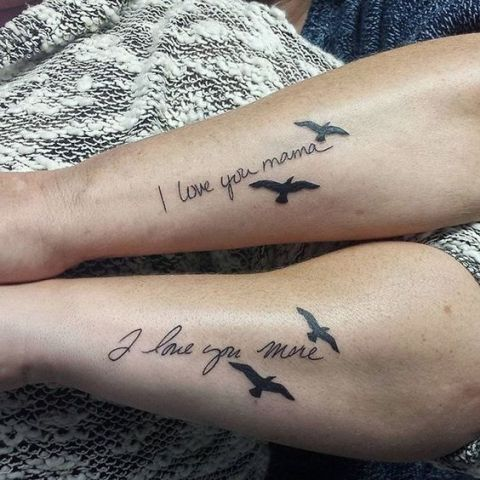 mother daughter tattoos_New_Love_Times