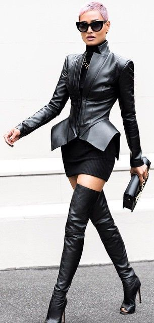 leather outfits_New_Love_times