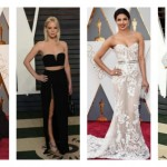 How These 10 Stars Transformed Their Looks For The Vanity Fair Oscars After Party 2016