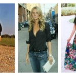 Fashion Forward: How To Style A Basic Black Top With Just About Anything On The Go