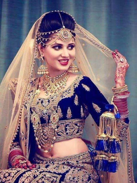 10 Fashion Must Dos For Punjabi Brides You Didnt Know About