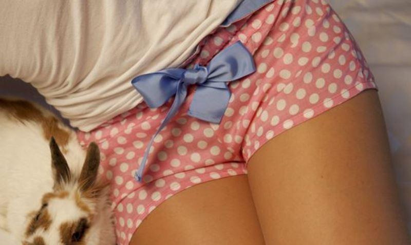 woman in underwear_New_Love_Times