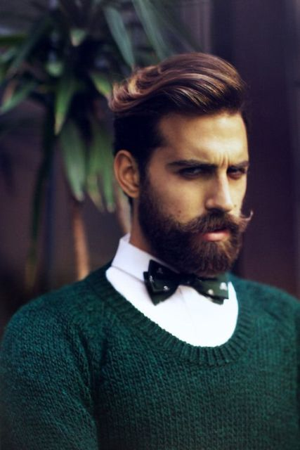 bearded men_New_Love_Times