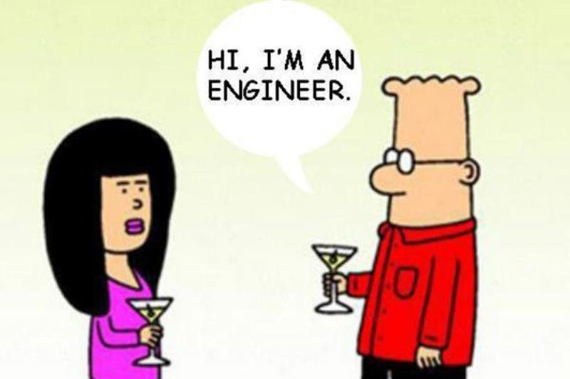 Dating advice for women engineers