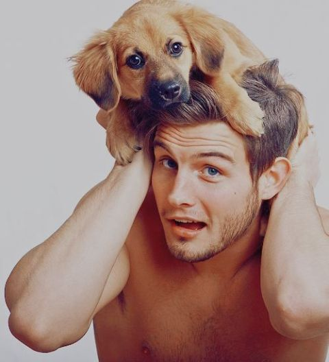 hot men and pups_New_Love_Times
