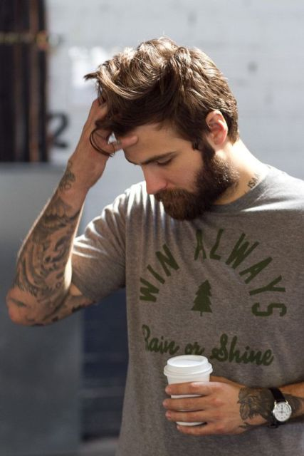hot men and coffee_New_Love_Times