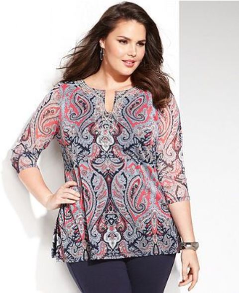 plus size fashion tips_New_Love_Times