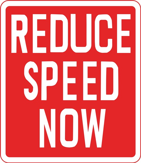reduce speed now_New_Love_Times
