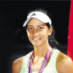Karman Kaur Thandi, 17, Has Just The Moves To Create History For Women's Tennis In India