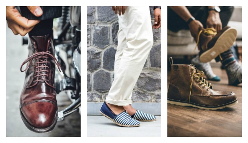 12 Must-have Shoes Every Man MUST Invest In