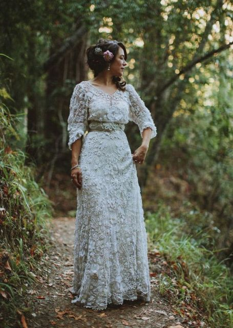 non-traditional wedding dresses_New_Love_Times