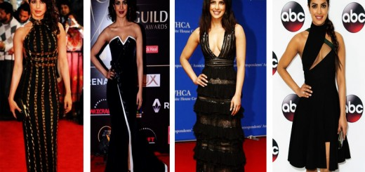 Priyanka Chopra in black_New_Love_Times