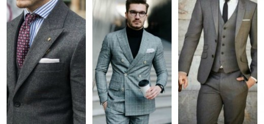 different types of suits_New_Love_Times