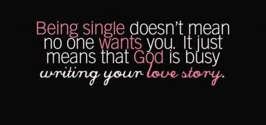 being single_New_Love_Times