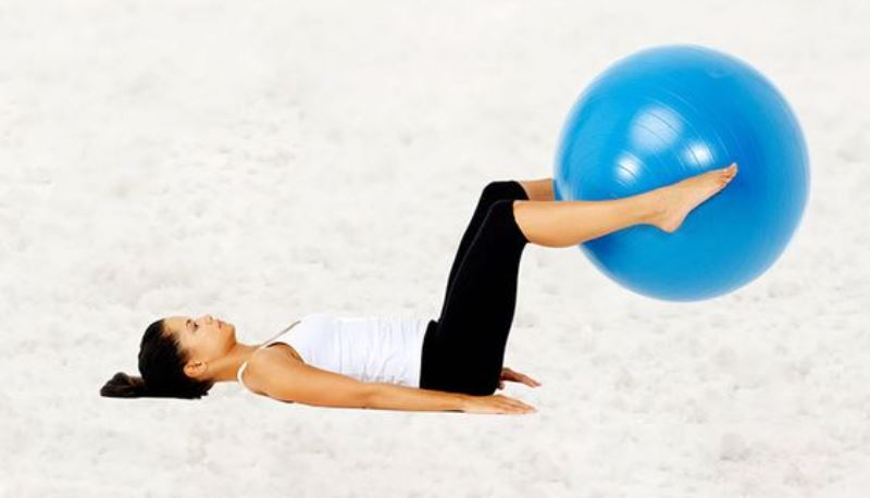 Упражнения на статику для похудения