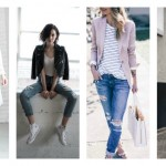 12 Stunning Ways To Wear Distressed Jeans That Will Up Your Style Quotient