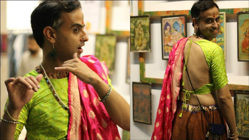 The Saree Man_New_Love_Times