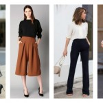 How To Create Staple Work Outfits With Fashion Classics