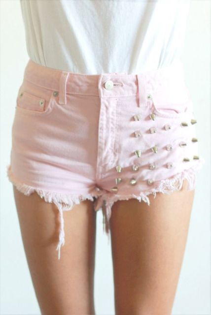 cut off shorts_New_Love_Times