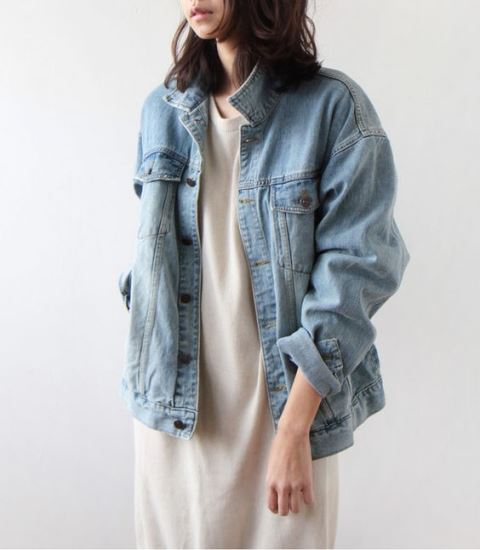 how to wear denim jackets_New_Love_Times