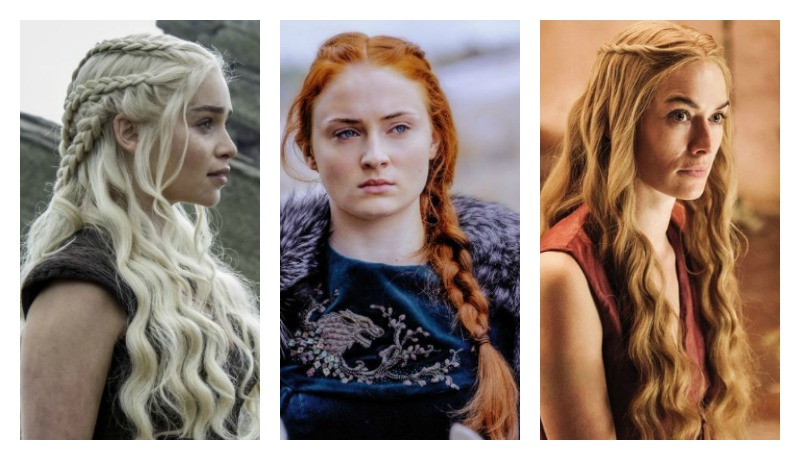 16 Game Thrones Hairstyles You Can Try At Home