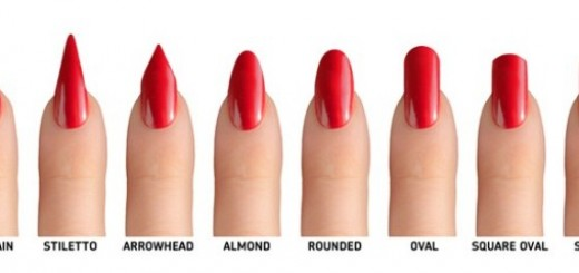 nail shapes_New_Love_Times