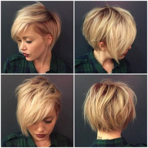 20 Short Hairstyles For Round Faces You Need To Try Now