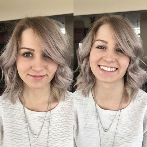 short hairstyles for round faces_New_Love_Times