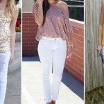 White Jeans Style Guide: What To Wear With White Jeans