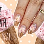 Make Haste Before It Melts: Here's All The Fun Ways We Are Taking To The Ice Cream Nail Art Trend