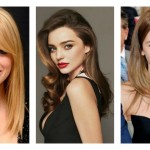 14 Of The Most Flattering Medium Length Hairstyles For Round Faces