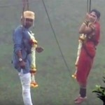 Up In The Air: Kolhapur Couple Get Hitched 600-feet Up!