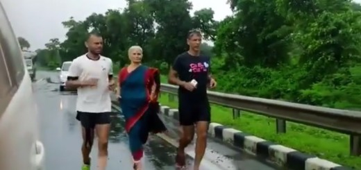 milind soman running_New_Love_Times