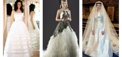 movie wedding dresses#0