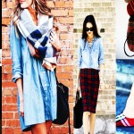 10 Stunning Ways In Which You Can Rock Plaid Outfits This Summer