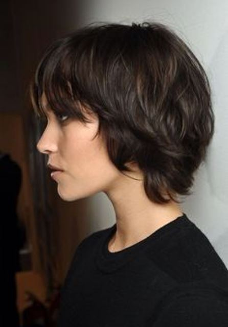 short hairstyles for oval faces_New_Love_Times