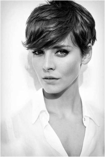 short hairstyles for square faces_New_Love_Times