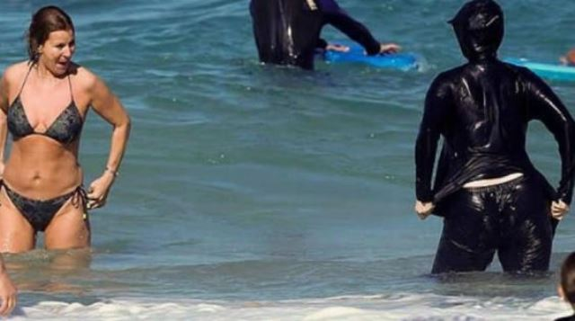 the naked truth about the burkini ban #4_New_Love_Times