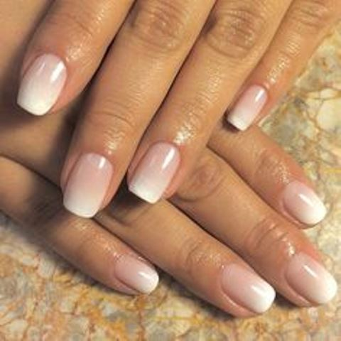how to do french manicure at home_New_Love_Times