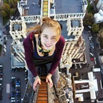 Angela Nikolau Is The World's Riskiest Selfie-taker EVER!