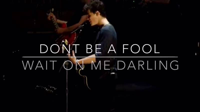 shawn mendes don't be a fool_New_Love_Times
