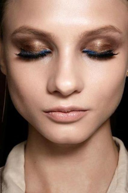 metallic makeup_new_Love_Times