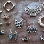 When Jewelry Takes Shape: 12 Pieces Of Geometric Jewelry We Are Lovin'