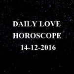 #AstroSpeak Daily Love Horoscope For 14th December, 2016