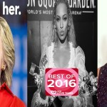 #BestOf2016 Top(ple The Patriarchy) Kickass Feminist Moments Of 2016