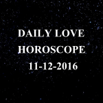 #AstroSpeak Daily Love Horoscope For 11th December, 2016